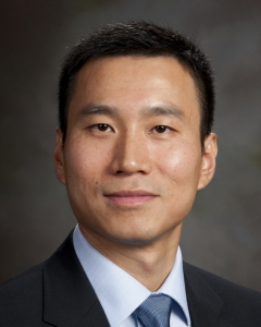 Yizheng Zhu, Electrical and Computer Engineering Department professor. .
